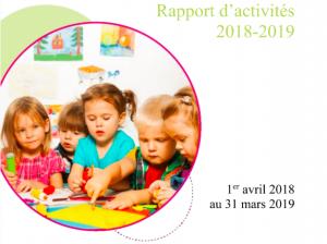 Rapport annuel MFVS 2018-2019