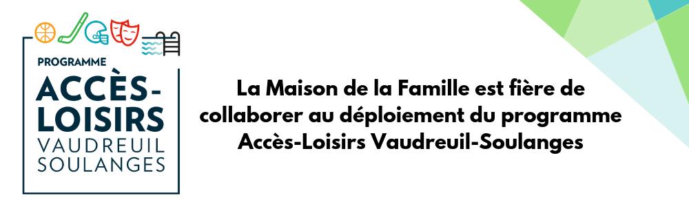 MFVS Accès-Loisirs VS