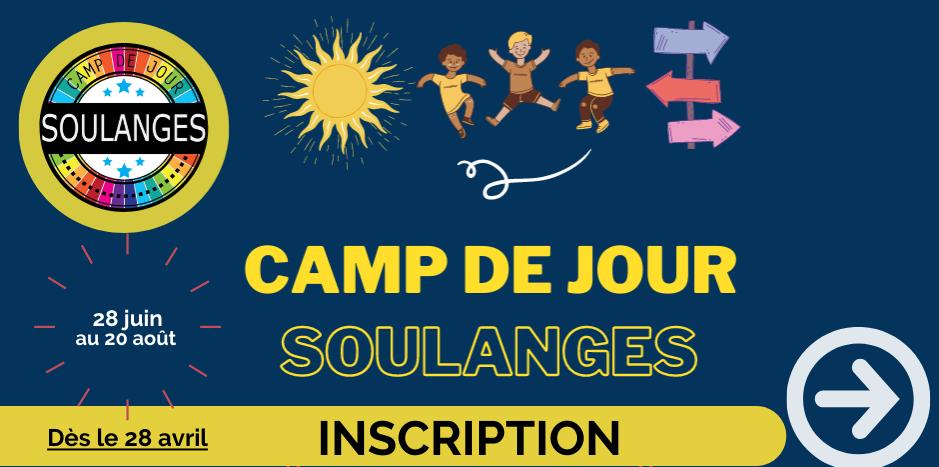 camp de jour Soulanges